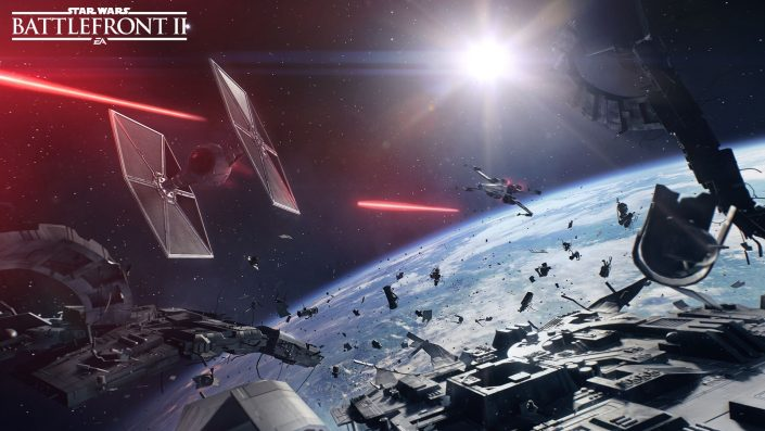 Star Wars Battlefront 2 - Bild 2
