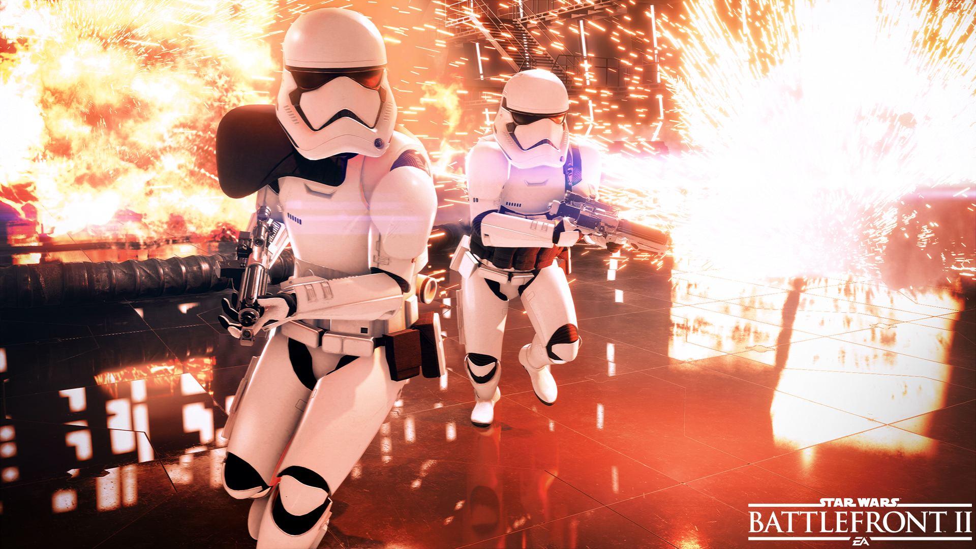 Star Wars Battlefront 2: Erste Multiplayer-Map vorgestellt