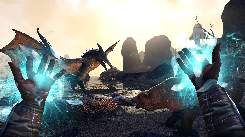 The Elder Scrolls Online Morrowind Warden_ (1)
