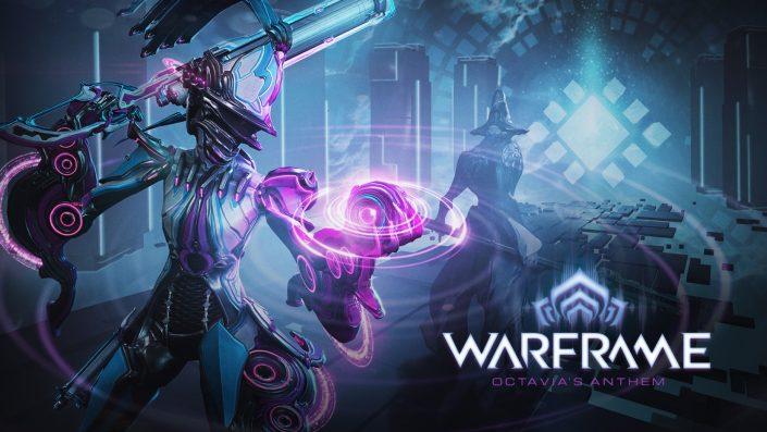 Warframe: Octavias Hymne-Update ab heute für Konsolen