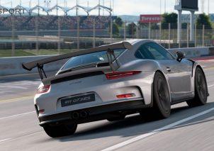 gran turismo sport Porsche 911 GT3 RS 3