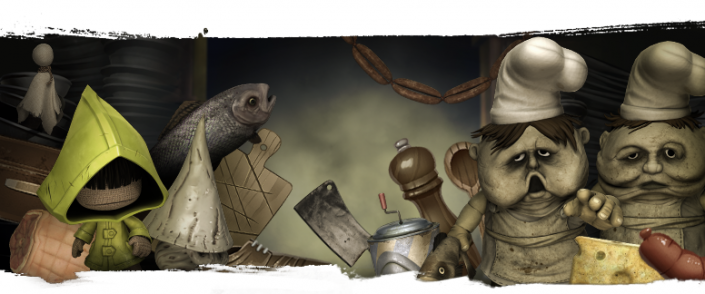 littlebigplanet 3 little nightmares