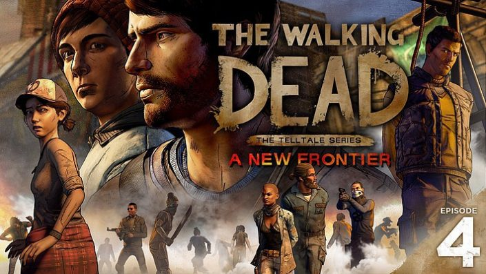 The Walking Dead: Staffel 3