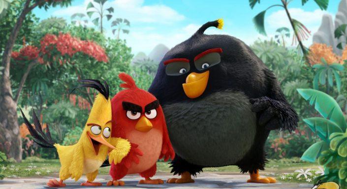 Angry Birds Movie 2: Die Fortsetzung hat einen Termin