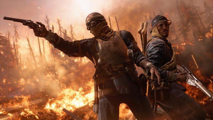 Battlefield 1: Premium Pass durch Road to Battlefield V demnächst kostenlos