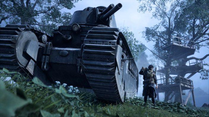 """Battlefield 1: Operationskampagne """"Feuer und Eis"""" ohne Premium-Pflicht gestartet"""