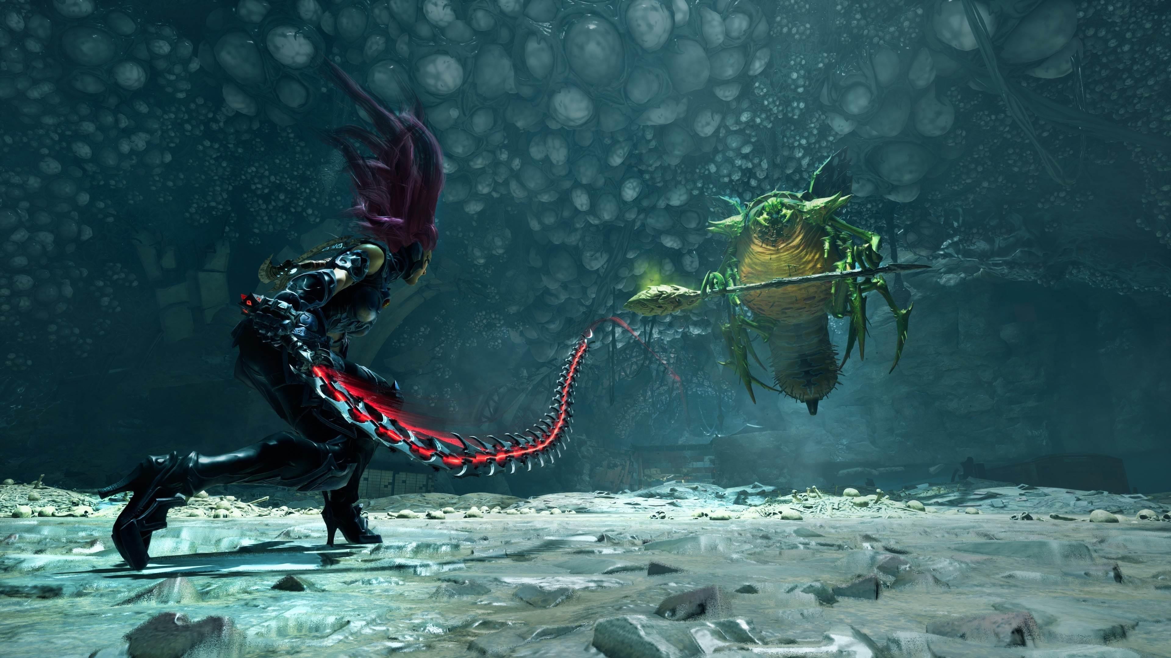 Darksiders 3: Neue Screenshots und zahlreiche Informationen zur Spielwelt