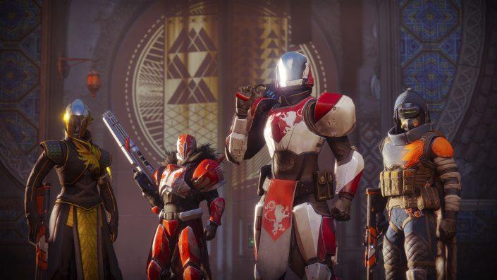 Destiny 2: Details zur Story-Spielzeit , Clan-Funktionen, Anmeldeschlangen und  Soundtrack kostenlos verfügbar