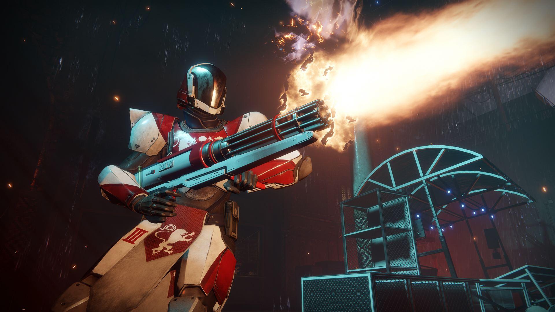 Destiny 2 Details Zum Clan System Enthullt
