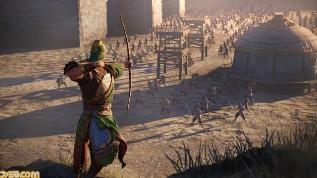 Dynasty Warriors 9 Erste Bilder und weitere Details – Release auch in Europa