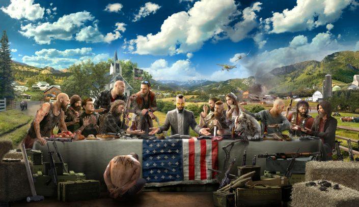 Far Cry 6: Ein riesiges Spiel mit Giancarlo Esposito – Enthüllung kommende Woche?