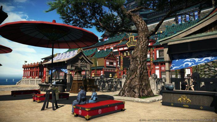 Ein Final Fantasy mit kompletter Freiheit ist Hajime Tabata Wunsch