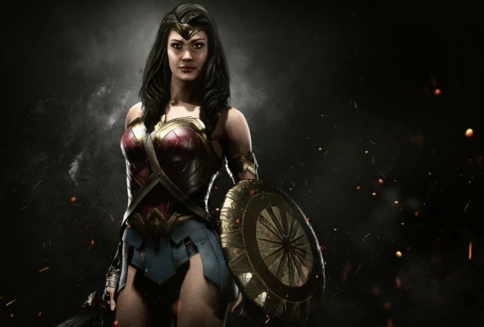 Injustice 2 - Wonder Woman Event gestartet