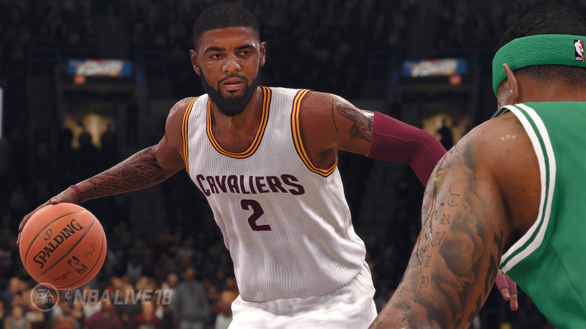 NBA Live 18 - Bild 6 - play3.de