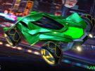 Rocket League Mantis Hero