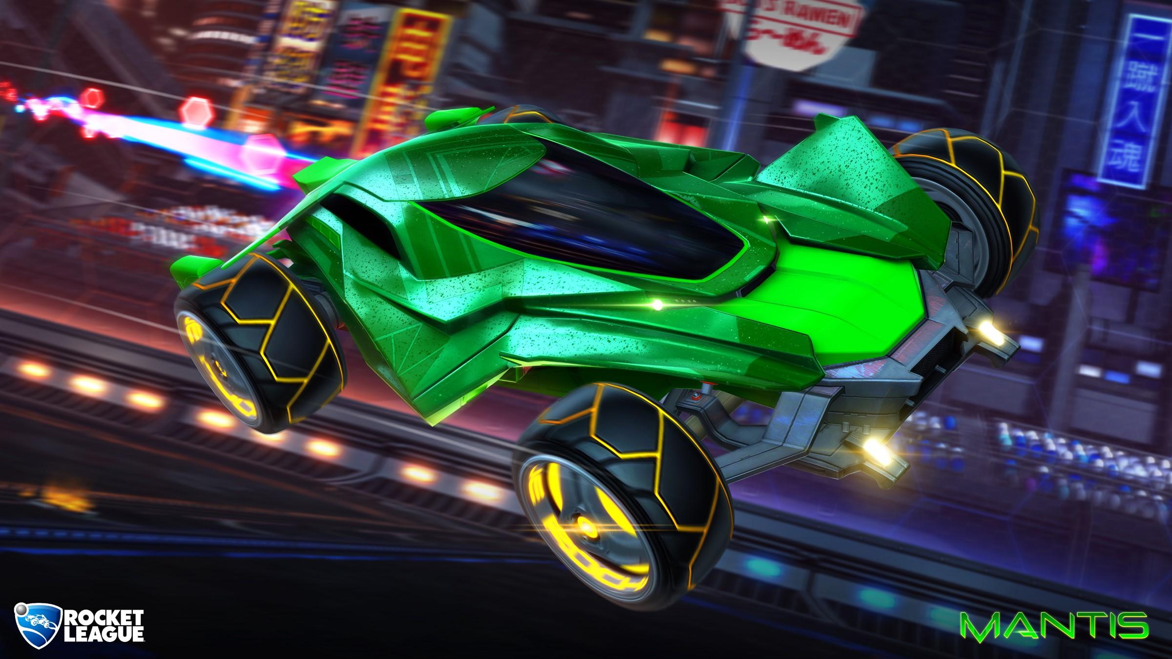 Rocket League: Erhält morgen ein weiteres Inhalts
