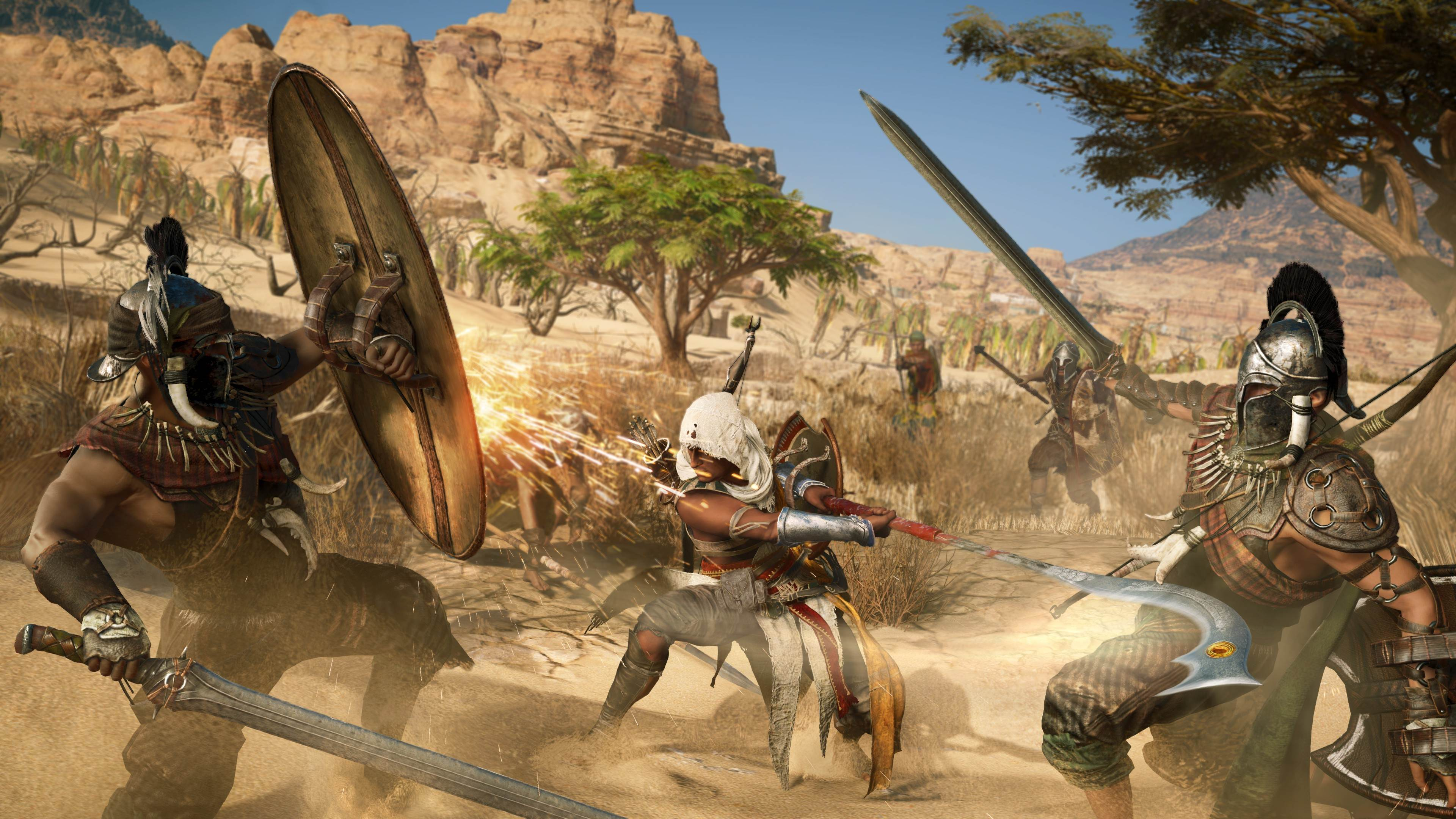 Assassin's Creed Origins - Der DLC