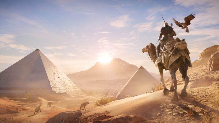 Ubisoft: Der Assassin's Creed-Autor hat das Unternehmen verlassen
