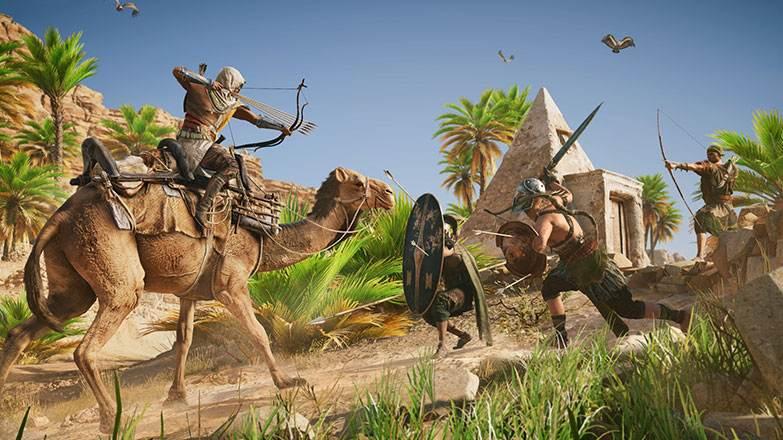 Neues Video zu Assassin's Creed Origins