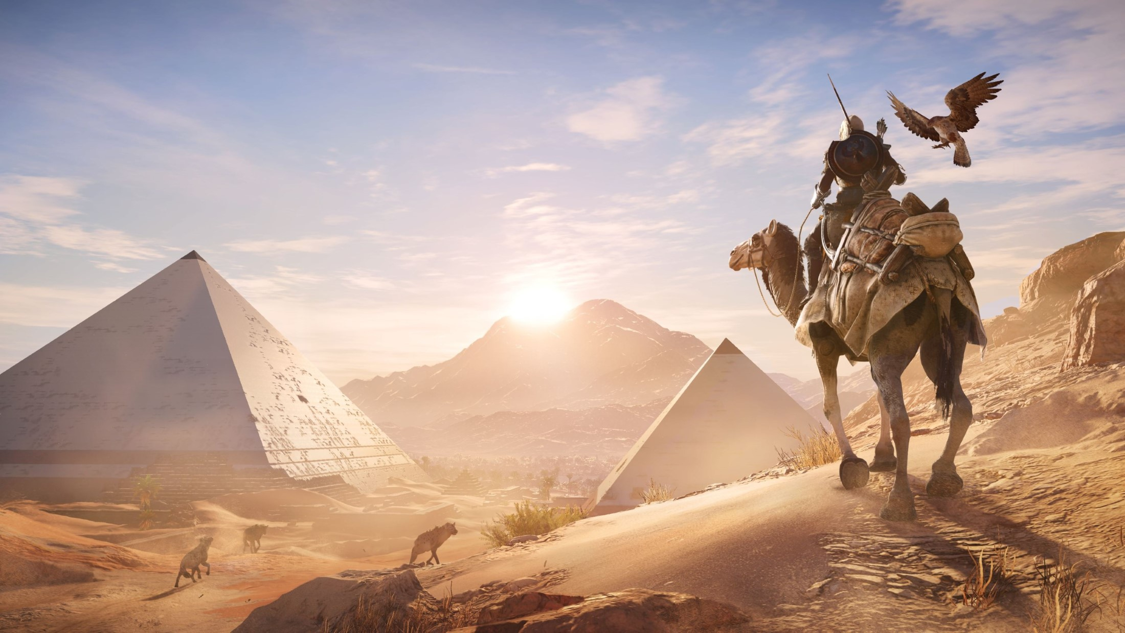 Ubisoft veröffentlicht weiteren Assassin´s Creed Origins Trailer