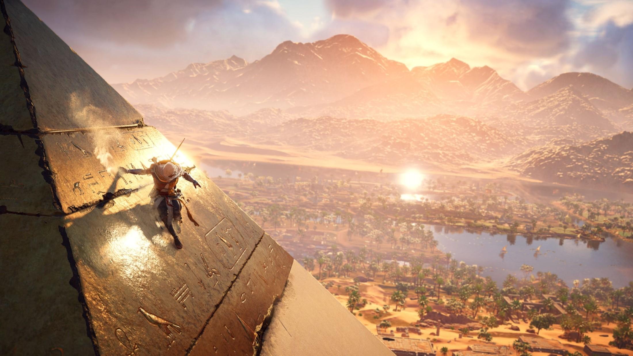 Assassin's Creed Origins: Neues Gameplay-Walkthrough veröffentlicht