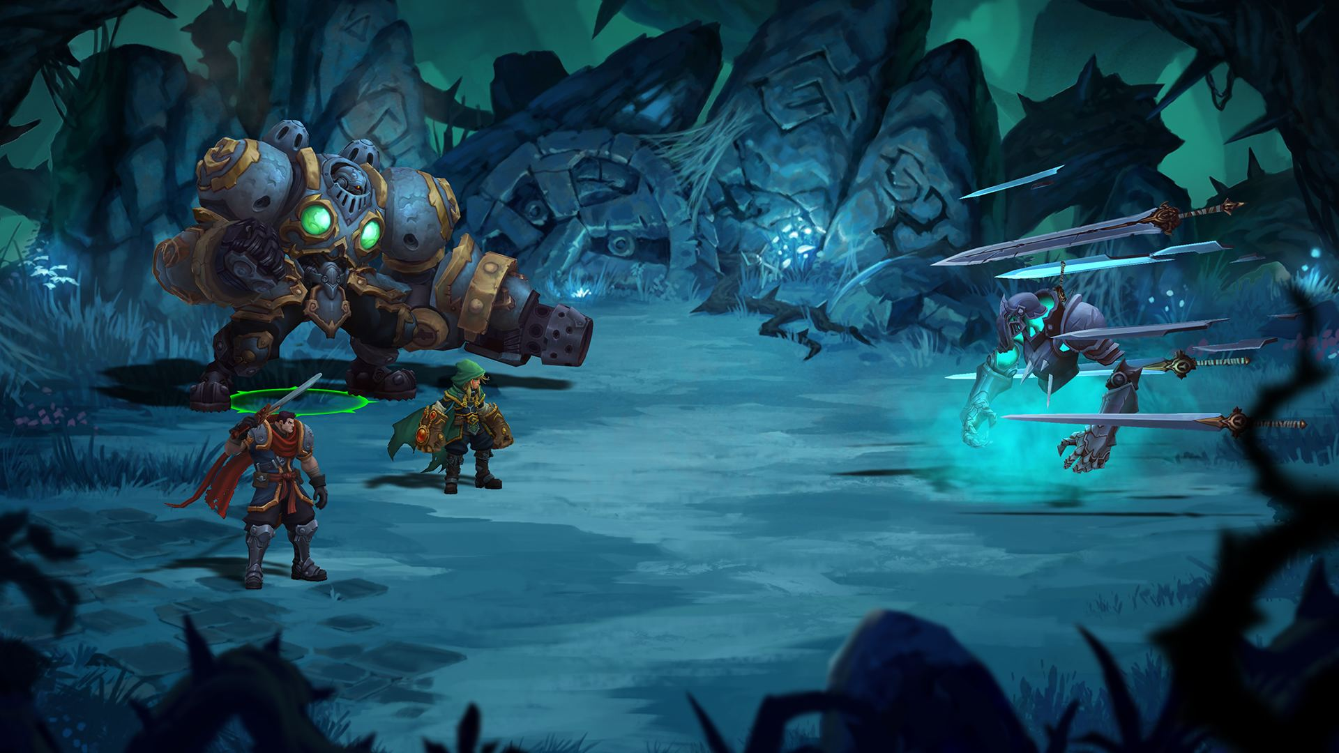 Battle Chasers Nightwar – Bild 1
