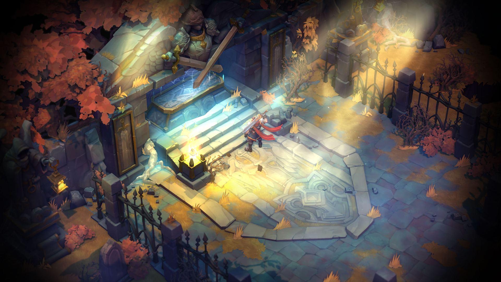 Battle Chasers Nightwar – Bild 3