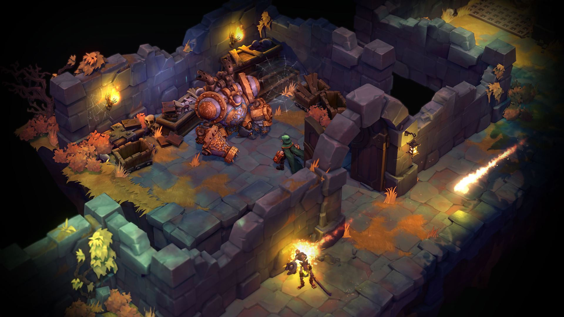 Battle Chasers Nightwar – Bild 7