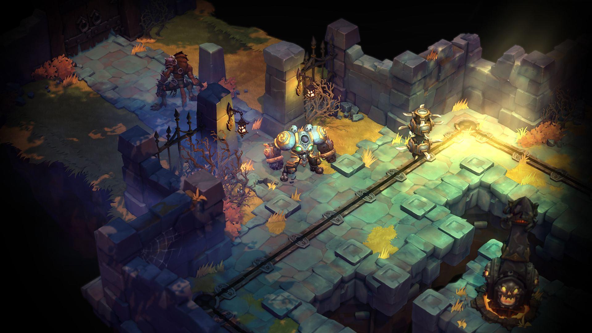 Battle Chasers Nightwar – Bild 9