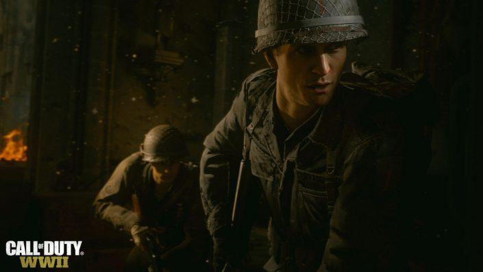 Call of Duty WWII: Frische Infos zum neuen Modus, Level-Obergrenze wird erhöht