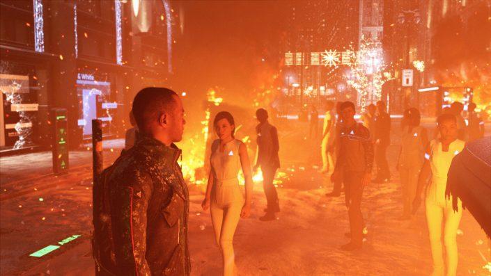Detroit: Become Human – Neuer Trailer von der Paris Games Week