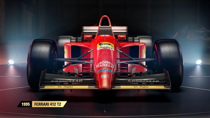 F1 2017 Scuderia Ferrari Im Trailer Als Classic Cars Vorgestellt