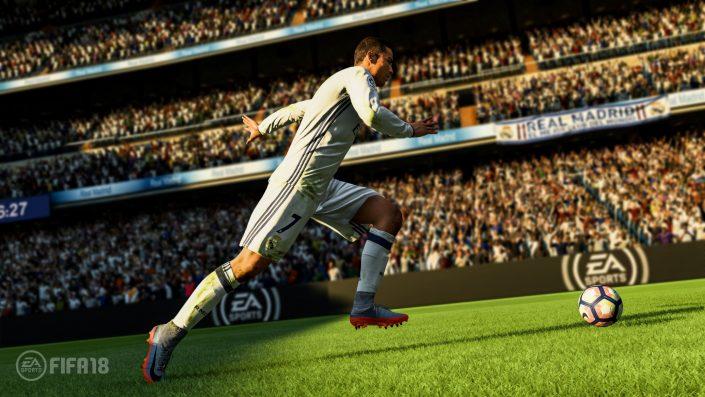 Call of Duty WW2 verliert ersten Platz der UK-Charts an FIFA 18