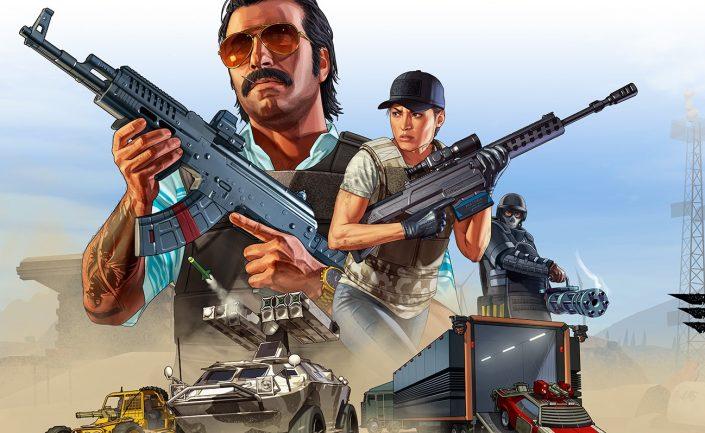GTA 5 Online: Neuer Spielerrekord im Dezember, weitere neue Inhalte für dieses Jahr bestätigt