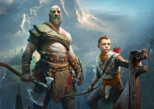 God of War PS4 Packshot 1