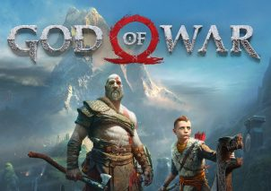 God of War PS4 Packshot a