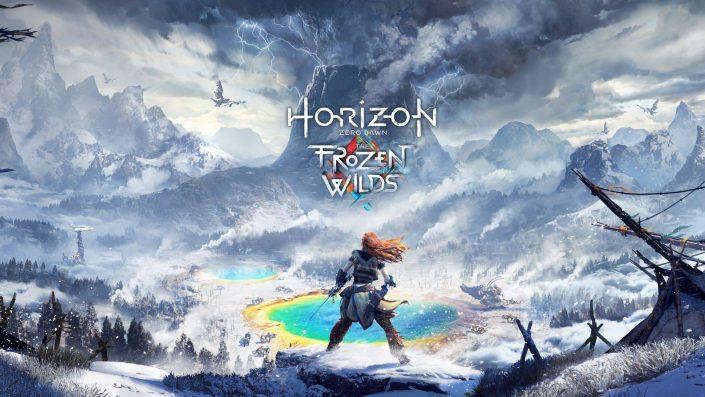 Horizon Zero Dawn: The Frozen Wilds – Launch-Trailer und Testwertungen