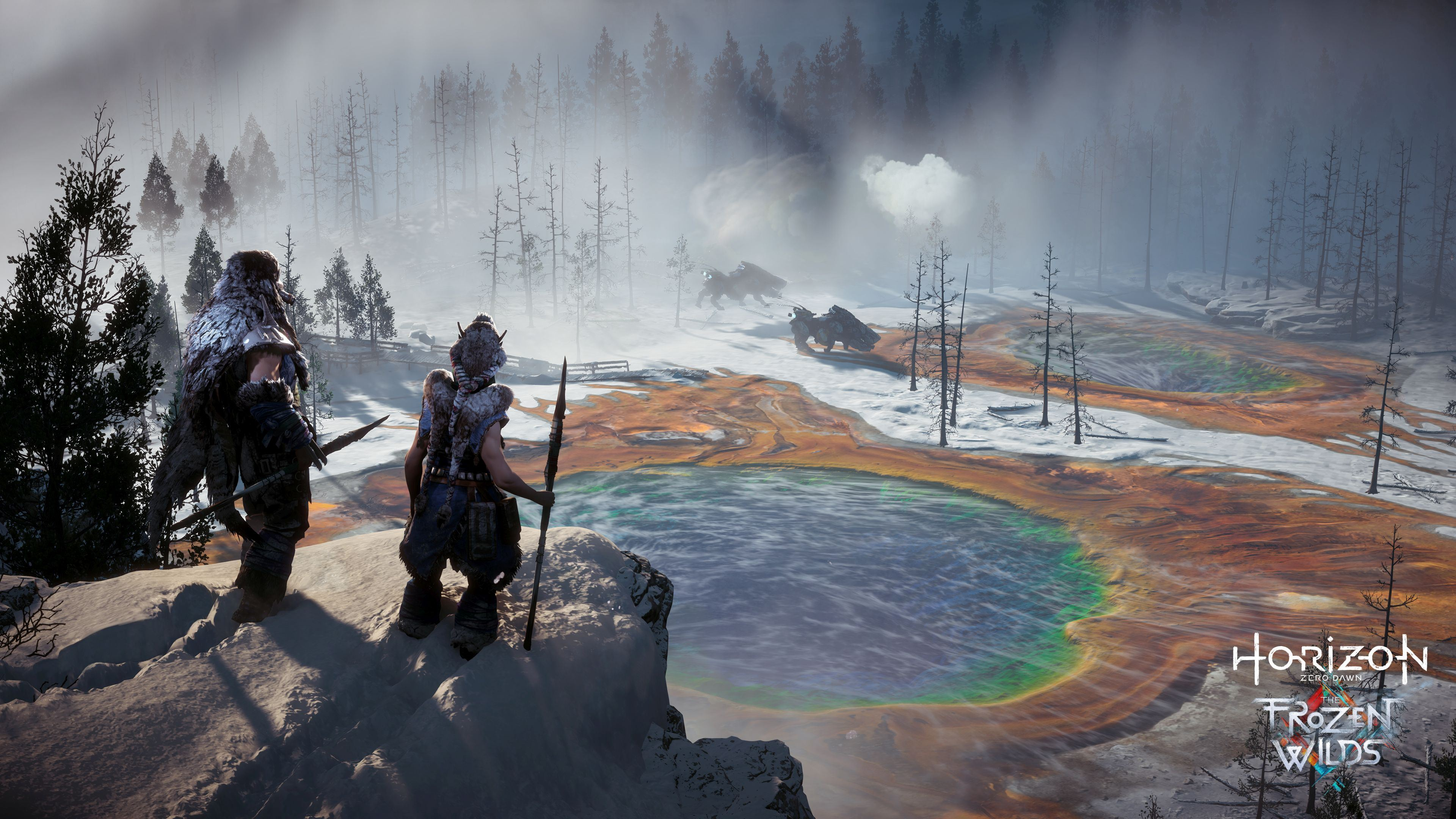 Horizon Zero Dawn The Frozen Wilds DLC (5)