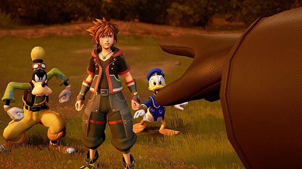 Kingdom Hearts 3: Square Enix präsentiert überraschend einen neuen Gameplay-Trailer
