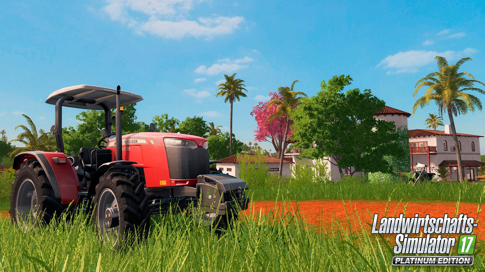 Landwirtschafts-Simulator 17: Platinum Edition angekündigt