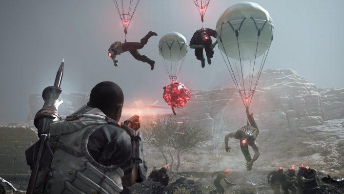 Metal Gear Survive: Konami präsentiert Singleplayer-Gameplay im neuen Trailer