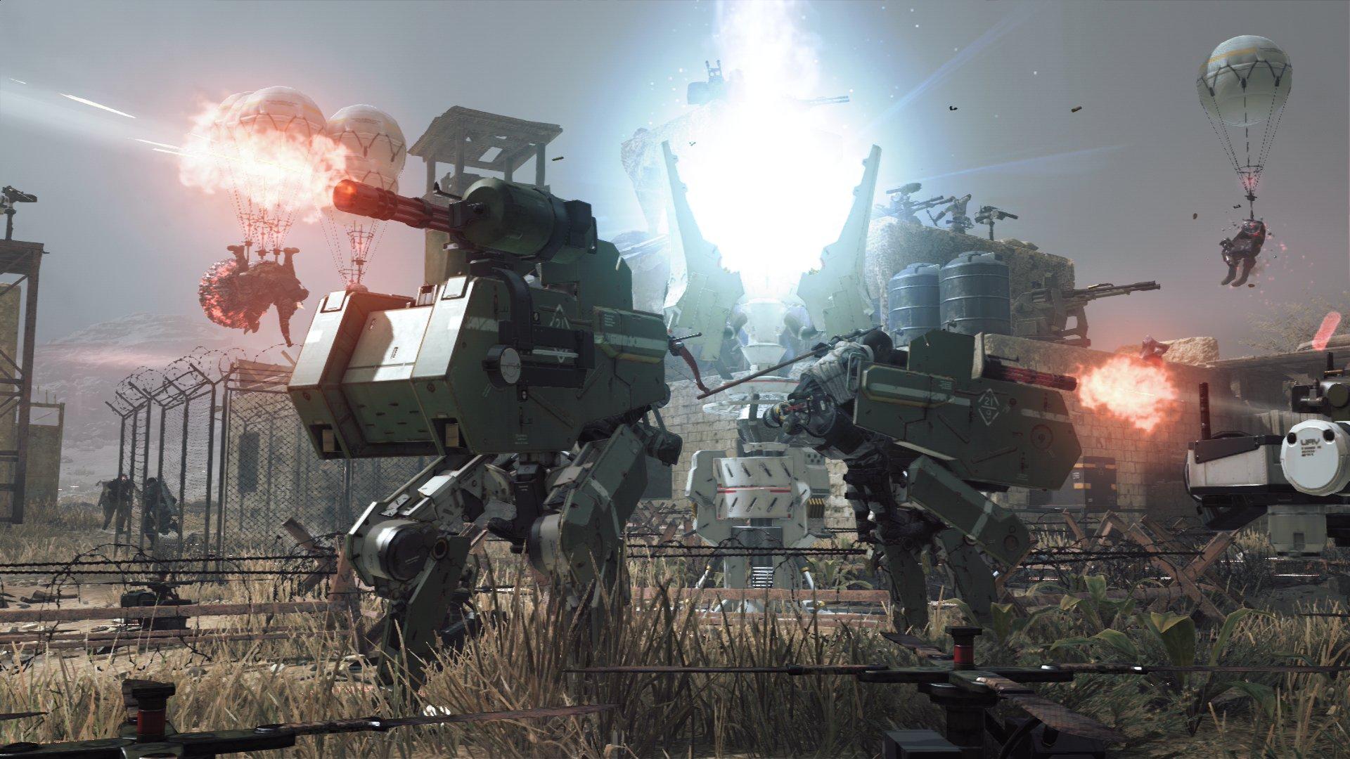 Metal Gear Survive: Release erst 2018 und neue Bilder