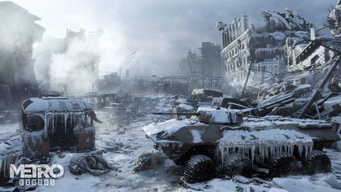Metro Exodus: Survival-Shooter erscheint mit Foto-Modus – Neuer Trailer folgt morgen