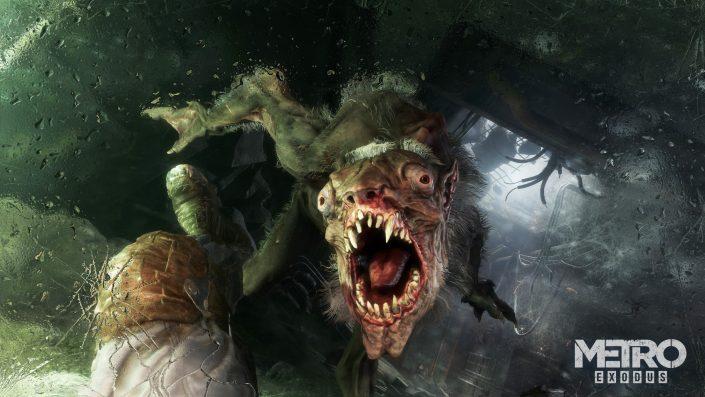"""Metro Exodus: Rasanter CGI-Trailer """"Artjoms Albtraum"""" stimmt auf das Abenteuer ein"""