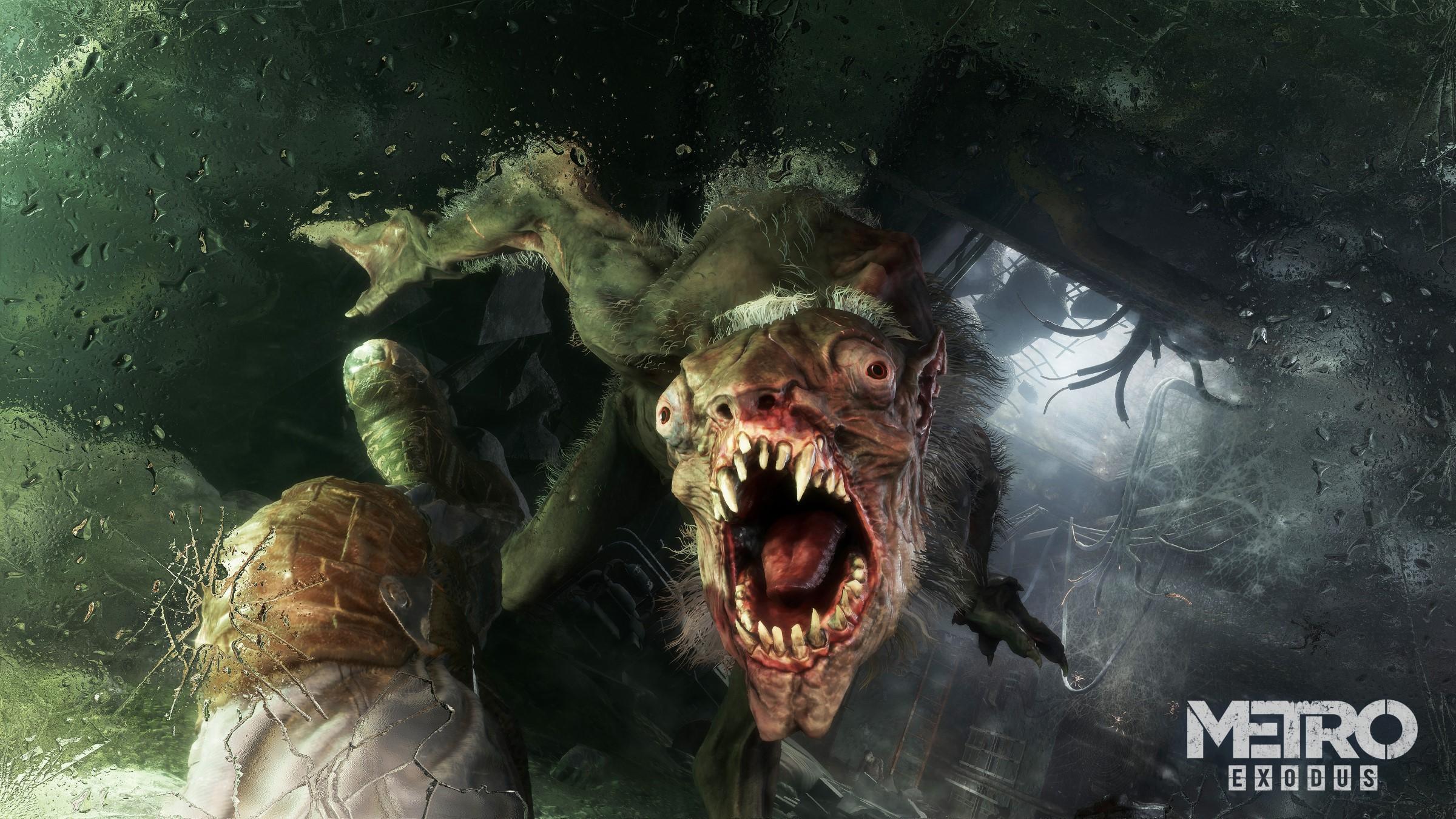 THQ Nordic: Metro Exodus verschoben - Biomutant und Darksiders 3 ohne Termin