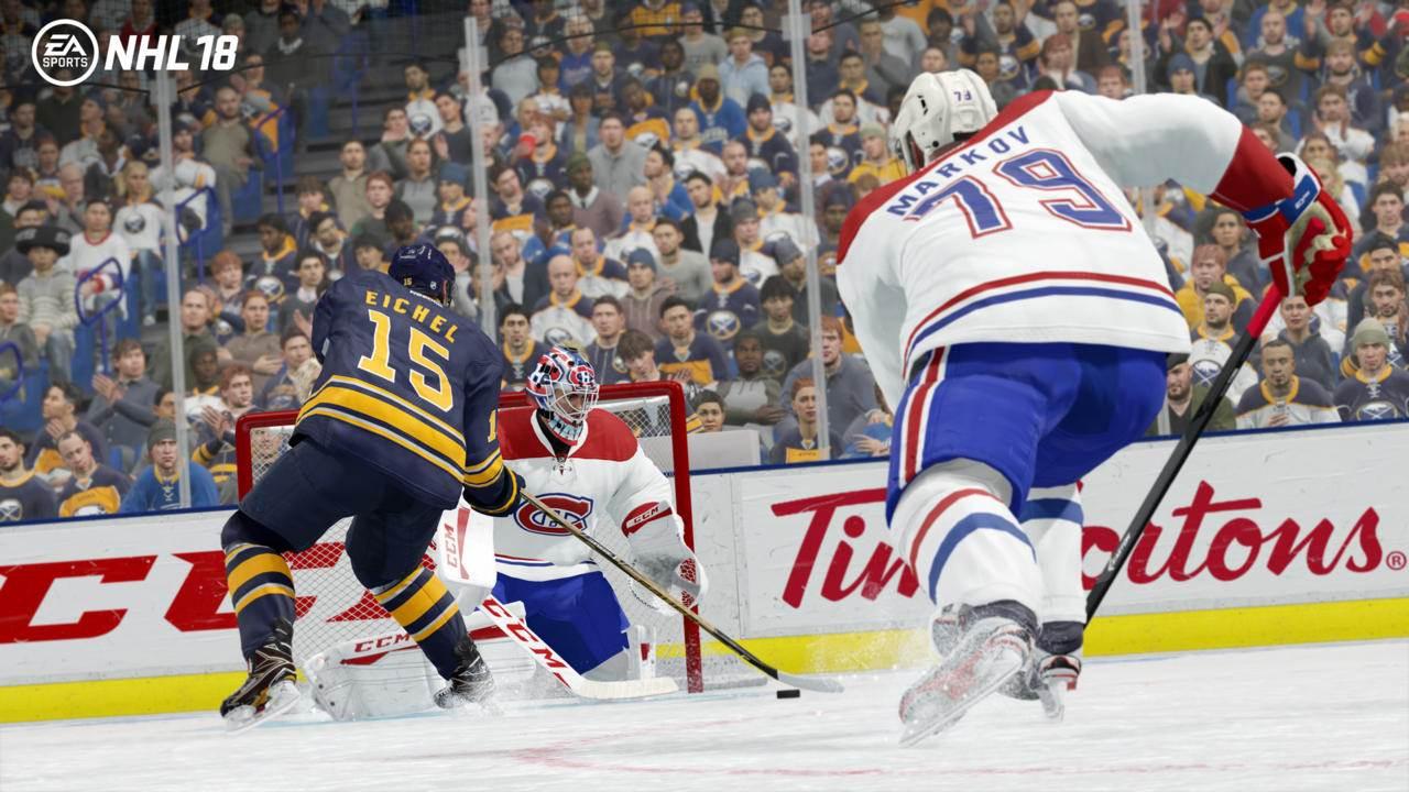 NHL 18: Trailer geht auf die Features und Verbesserungen ein