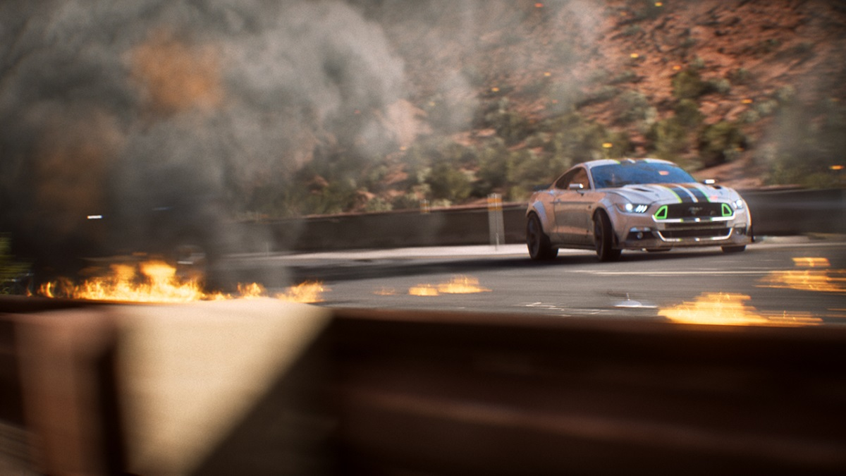 Need for Speed: Weiterer Teaser offenbart Nissan Skyline