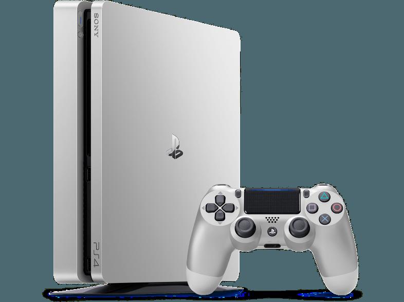 PS4 Slim Gold Edition angekündigt und Silver Edition entdeckt