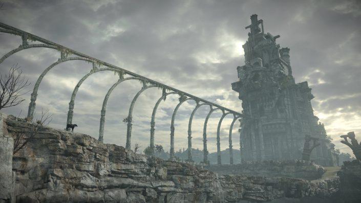 Shadow of the Colossus: TGS-Trailer zeigt weitere Spielszenen aus dem Remake