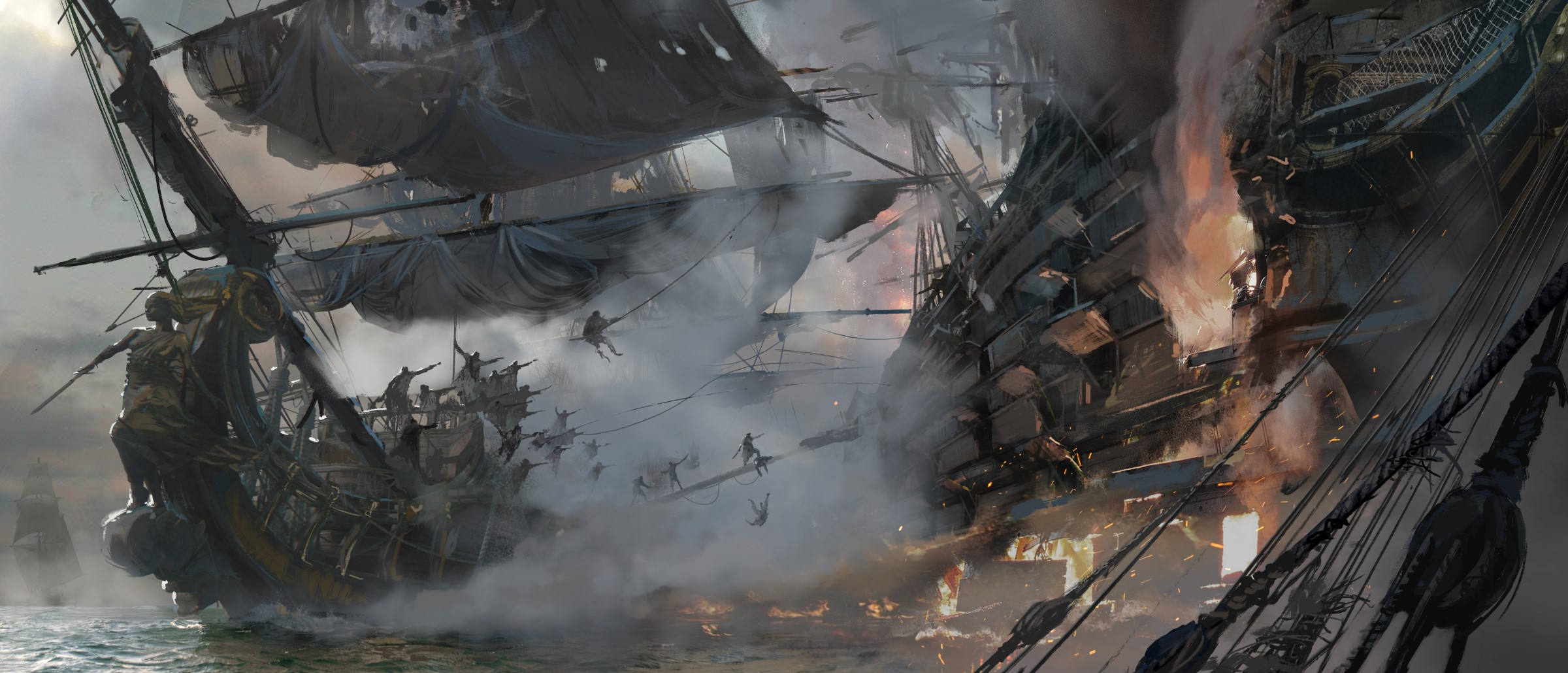 Skull and Bones Artwork (1)